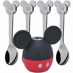 Łyżeczki dla dzieci i solniczka Myszka Miki WMF Disney 1296396040