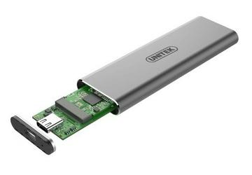 Unitek Obudowa USB3.1 Gen2 Typ-C - M.2 SSD PCIeNVMe S1201A