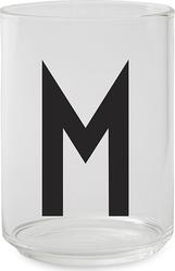 Szklanka AJ litera M