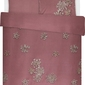 Pościel lauren różowa 200 x 220 cm z 2 poszewkami na poduszki 60 x 70 cm