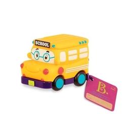 B.toys autko z napędem autobus szkolny