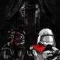 Star wars gwiezdne wojny przebudzenie mocy - plakat premium wymiar do wyboru: 50x70 cm