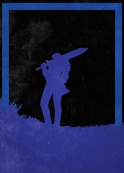 League of legends - garen - plakat wymiar do wyboru: 29,7x42 cm