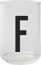 Szklanka AJ litera F