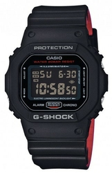 Casio g-shock dw-5600hrgrz-1er gorillaz