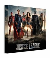 Justice League Teaser - obraz na płótnie