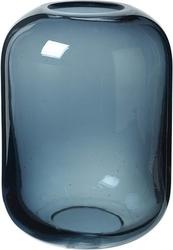 Wazon ovalo 21 cm niebieski
