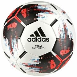 adidas Piłka Nożna TEAM MATCH BALL CZ2235 - Biały || Czarny || Czerwony
