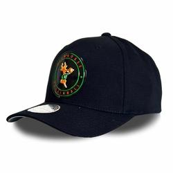 Czapka Mitchell  Ness NBA Milwaukee Bucks Circle Weald Patch Snapback - Milwaukee Bucks
