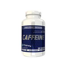 Fitwhey Caffeine 100Tabl.