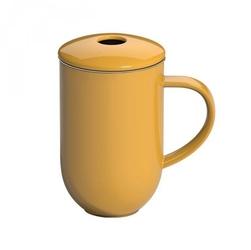 Kubek z zaparzaczem żółty Pro Tea Loveramics