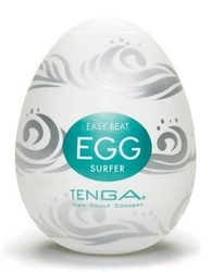 Jajeczko tenga egg hard boiled surfer