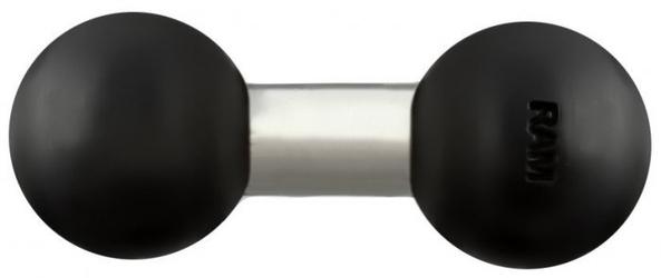 Ram mounts adapter z 1-calowymi głowicami obrot.