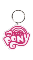 My little pony logo - brelok