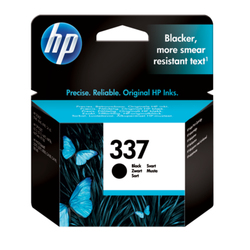 HP 337 oryginalny wkład atramentowy czarny