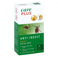 Care plus deet anti insect lotion 50 balsam przeciwko owadom