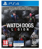 Ubisoft gra ps4 watch dogs legion ultimate edition