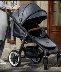 Wózek Coletto Joggy 2019 Koła pompowane