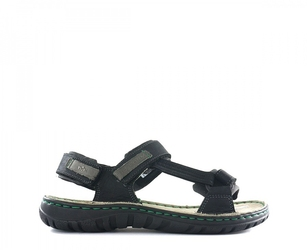Sandały męskie nik 0094 cza