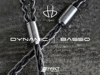 Effect Audio Janus B Basso Konektory: 2 pin
