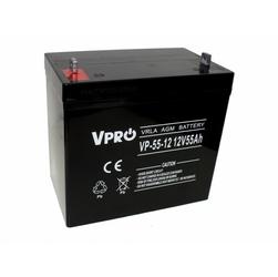 Akumulator agm vpro 55ah - szybka dostawa lub możliwość odbioru w 39 miastach
