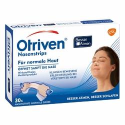 Otriven Besser Atmen paski na nos normalne, beżowe