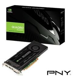 PNY NVIDIA Quadro K4000 3072MB PCI EXP VCQK4000-PB