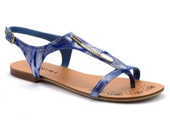 Sandały ravini 1281 niebieski
