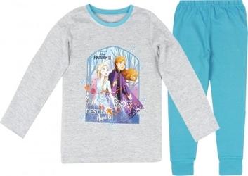 Piżama dziewczęca frozen ii  elsai i anna 7-8 lat