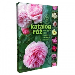 Katalog róż – polecanych przez związek szkółkarzy polskich