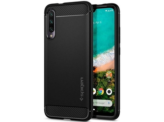 Etui spigen rugged armor do xiaomi mi a3 cc9e matte black