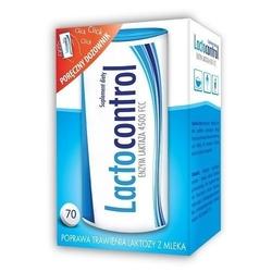 Lactocontrol x 70 tabletek