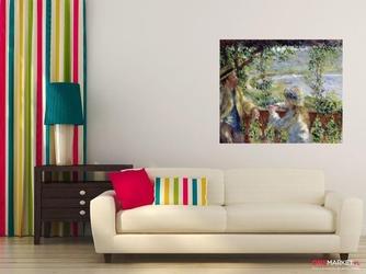 nad wodą - auguste renoir ; obraz - reprodukcja