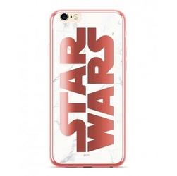 ERT Etui Star Wars Gwiezdne Wojny 007 iPhone Xs różowo - złoty SWPCSW3003