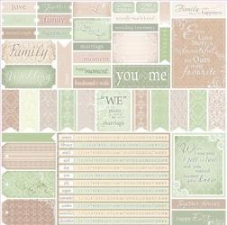 Papier 30x30 cm cards 1 - 05