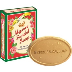 Mydło sandałowe mysore soap sandalwood 75g