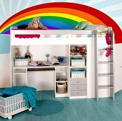 Karol łóżko piętrowe multifunkcyjne