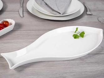 Naczynie  półmisek porcelana altom regular ryba 47,5 cm