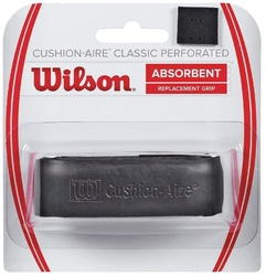 Owijka wilson cushion aire classic perforated czarna 4210 1 sztuka