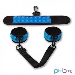 Picobong - kajdanki no evil niebieskie | 100 dyskrecji | bezpieczne zakupy