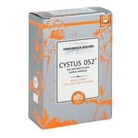 Cystus 052 bio pastylki na gardło miodowo-pomarańczowe