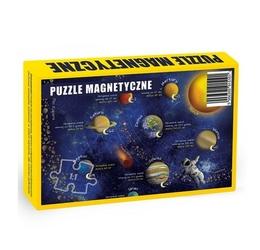 Puzzle magnetyczne maka kids - poznaje planetę