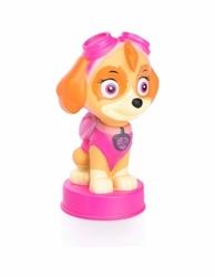 Lampka nocna psi patrol biurkowa paw figurka skye stella led