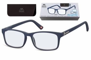 Okulary korekcyjne plusy z antyrefleksem montana blfbox73b