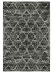 Dywan ręcznie wykonany tanger dark gray 200x300 cm
