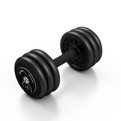 Hantla skr�cana na sta�e 16 kg - Marbo Sport - 16 kg