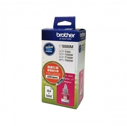 Brother Tusz BT5000M 5k do DCP-T300, DCP-T500W PURPUROWY