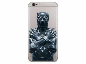 Etui z nadrukiem Marvel Czarna Pantera 012 Apple iPhone Xs