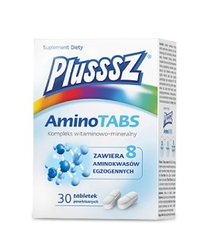 Plusssz aminotabs x 30 tabletek