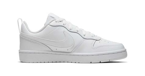 Nike court borough low 2 bq5448-100 37.5 biały